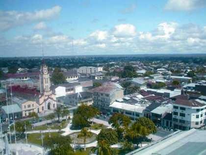 Alejandro Sanz estuvo de paso por Iquitos