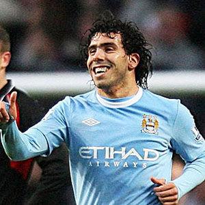 Manchester City redujo sanción a Carlos Tévez