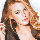 Blake Lively en la portada de la revista Elle