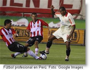 Fútbol peruano: Inti Gas derrota 2 a 0 a Total Chalaco