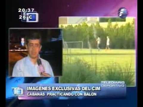 Caso Salvador Cabañas: Es prematuro saber si estará en el Mundial