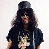 Slash no quiere música de Guns N' Roses en Glee