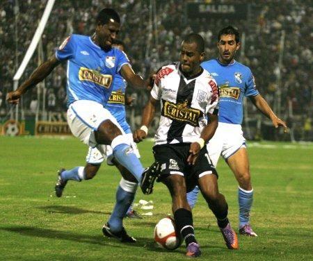 Video del Alianza Lima vs Sporting Cristal (0 - 0) - Copa Movistar 2011