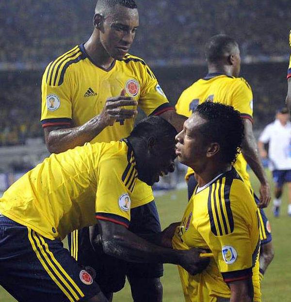 Argentina vs Colombia: Perea y Guarín descartados para enfrentar a los albicelestes