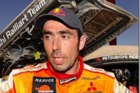Dakar 2012: Joan Nani Roma se lleva la octava etapa en autos