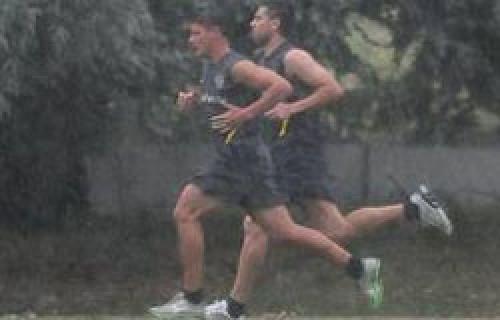 Boca Juniors suspende entrenamiento por tormenta eléctrica