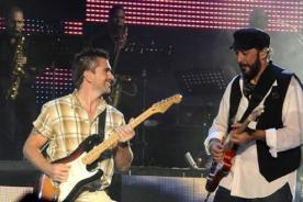 Va quedando listo lo que será el MTV Unplugged de Juanes