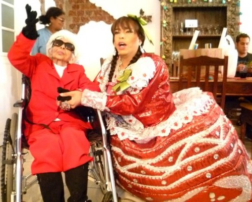 Abuelita de Ernesto Pimentel se encuentra delicada de salud