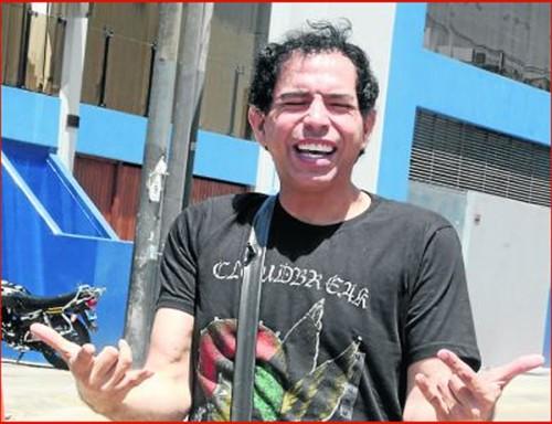 Ernesto Pimentel reveló que quiere sacar otro personaje