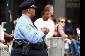 En Gran Bretaña le bajarán el sueldo a sus policías con sobrepeso