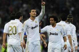Video del Apoel vs Real Madrid (0-3) - Champions League