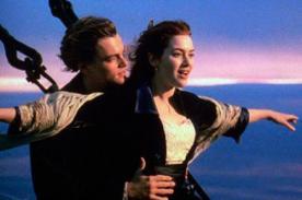 En China omiten escenas de la película 'Titanic'