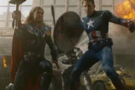 Los Vengadores: Nuevo avance con Thor y el Capitán América