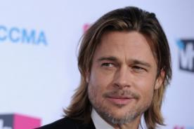 Brad Pitt será el nuevo rostro de perfume para mujeres