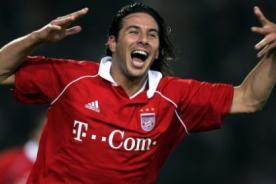 Claudio Pizarro ya habría pasado exámenes médicos en el Bayern Múnich