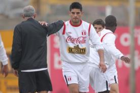 Fútbol peruano: Carlos Zambrano sería titular ante Colombia