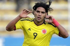 Colombia: Radamel Falcao se recuperó y es fijo este domingo ante Perú