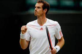 Olimpiadas 2012: Andy Murray clasificó a cuartos de final