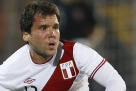 Fútbol peruano: Renzo Revoredo arribó a Lima para Eliminatorias