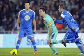 Video del Getafe vs Barcelona (1-4) - Liga Española