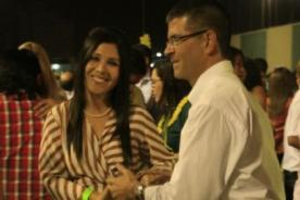 Tula Rodríguez se casa el 17 de noviembre con Javier Carmona
