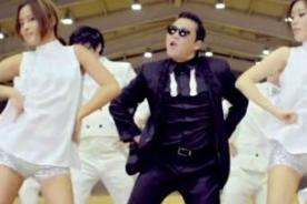 Psy quiere que Tom Cruise baile 'Gangnam Style'