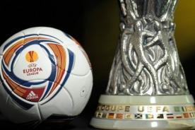 UEFA Europa League: Llaves para los Dieciseisavos de final