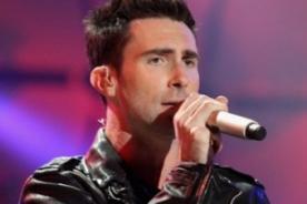 Adam Levine será anfitrión en Saturday Night Live