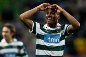 Gol de André Carrillo en el Sporting Lisboa vs Beira Mar (1-0) - Video