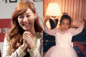 SNSD: Tierna imagen de Tiffany cuando era una niña circula por la red