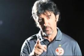 Video: Amena presentación de Juan Aurich para el Descentralizado 2013