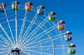 George Ferris: Conoce al creador de la rueda de la fortuna