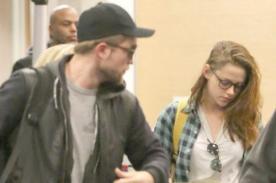 Robert Pattinson y Kristen Stewart habrían terminado otra vez