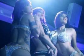 Angie Jibaja calienta Chile con las 'Hot Girls' - Video