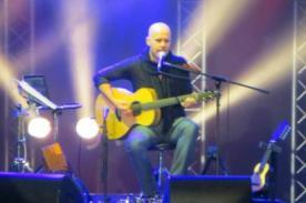 Gian Marco inició con éxito su gira internacional