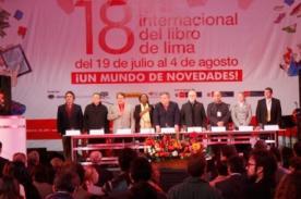 Fotos: Así se vivió la inauguración de la Feria Internacional del Libro