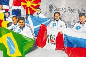 Real Madrid: Benavente destaca con bandera de Perú