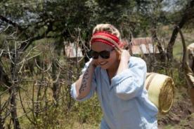 Demi Lovato agradece saludos de cumpleaños desde África - Foto
