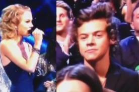 MTV VMA 2013: ¿Taylor Swift envía indirecta a Harry Styles? - Video