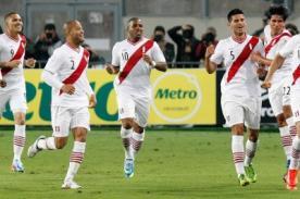 CMD en vivo: Perú vs Uruguay (1-2) minuto a minuto - Eliminatorias 2014