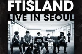 FT Island revela póster y teaser de su próximo concierto 'FTHX'