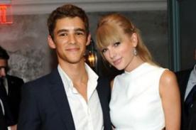 Taylor Swift no puede dejar de hablar de Brenton Thwaites