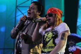 Yo Soy: Juan Gabriel y Axl Rose realizan tremenda presentación - Video