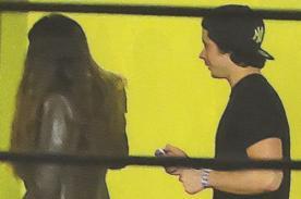 Mario Hart se amaneció con Vanessa Tello - Fotos