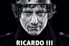 Ricardo III: Clásico de William Shakespeare llegará al teatro La Plaza