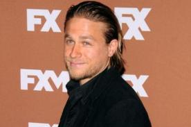 Charlie Hunnam ya no será 'Christian Grey' en filme de 50 Sombras de Grey