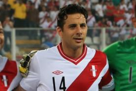 Claudio Pizarro: Le he pedido a Sergio Markarián que se quede