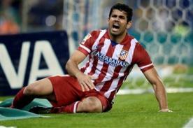 Diego Costa fue desconvocado de la selección española