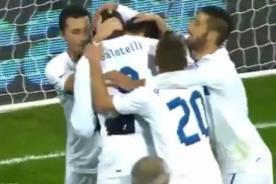 Video de goles: Italia vs Nigeria (2-2) – Amistoso Internacional