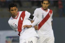 Resultado del partido: Perú vs Ecuador (2-3) - Juegos Bolivarianos 2013